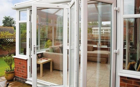 Bi-Folding Doors, Sliding Doors | Synergy Windows & Conservatories