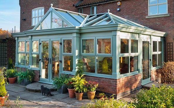 Regency conservatory