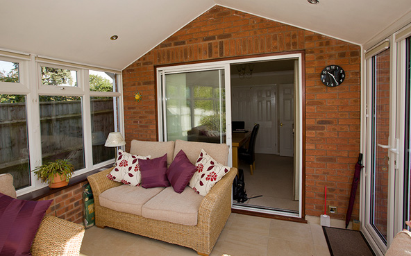Guardian Roof System Conservatory Interior